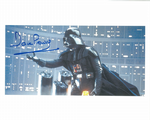 "Dave Prowse MBE ""Darth Vader"" STAR WARS 10X8 Genuine Autograph 10104"